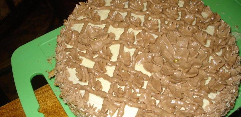 Киевский торт с пошаговым приготовлением и фото