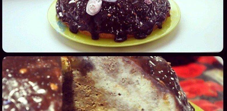 Торт панчо пошаговый рецепт с с бананом