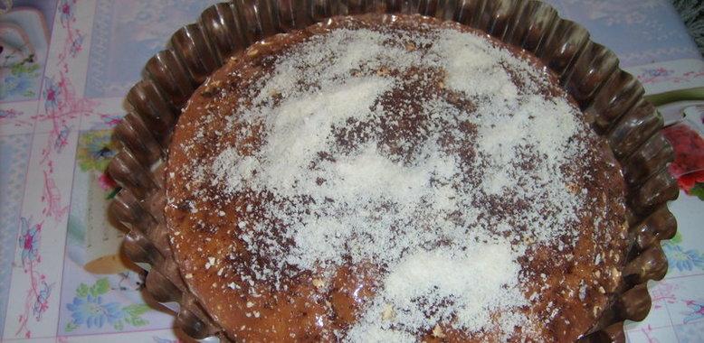 Торт прага с варёной сгущёнкой рецепт пошагово в