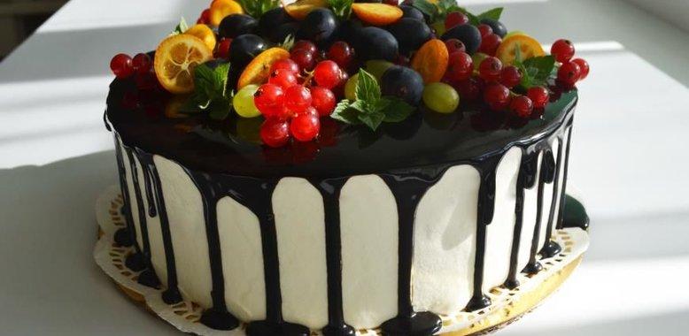 Йогуртовый крем для украшения торта пошаговый рецепт с
