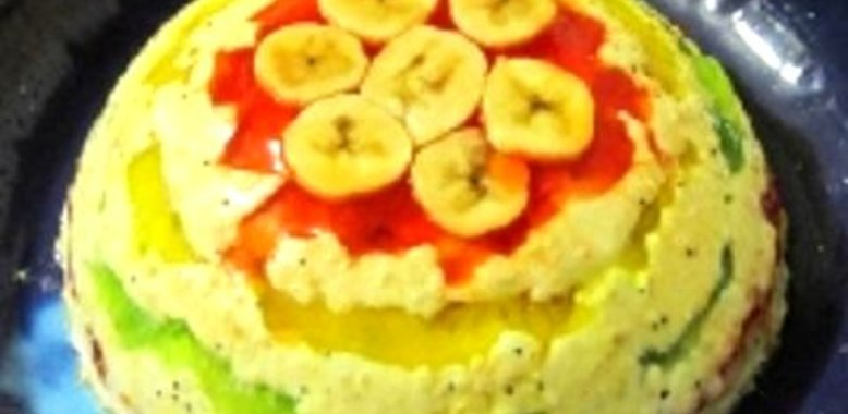 Простой фруктовый торт рецепт фото