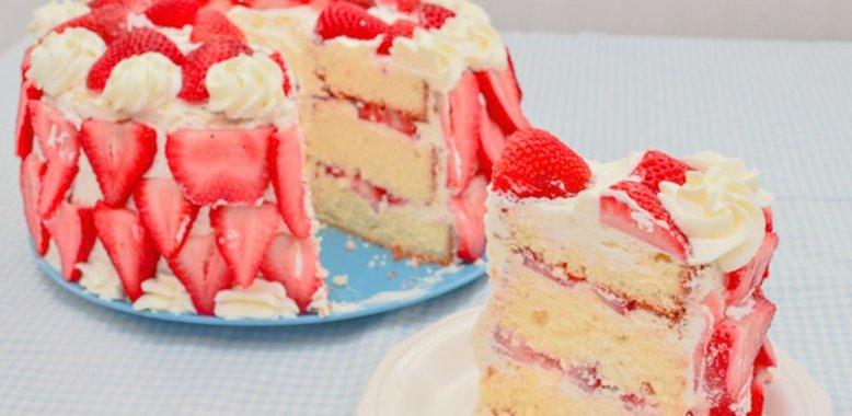вкусный праздничный торт рецепт