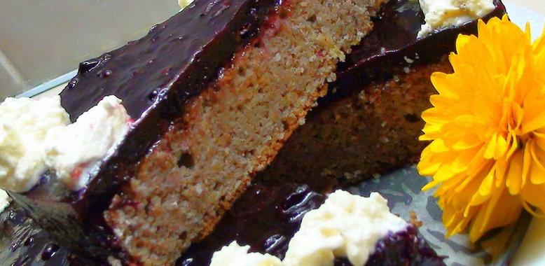 Фото торта малахова
