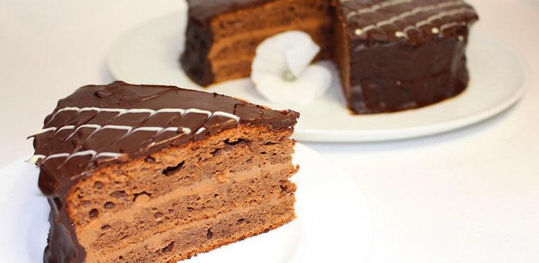 Торт прага классический рецепт с пошагово в домашних условиях