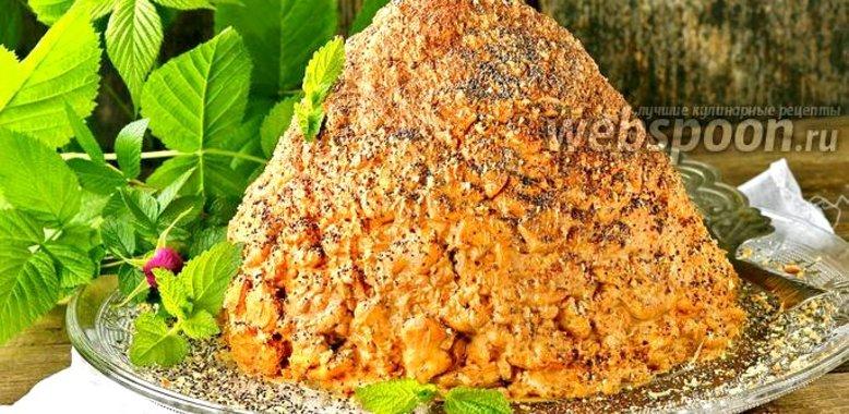 Торт муравейник из печенье рецепт пошагово с
