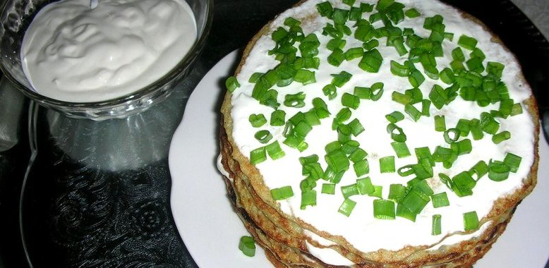 Картофельный торт рецепт с фото