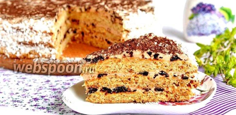 Торт песочный классический рецепт пошагово