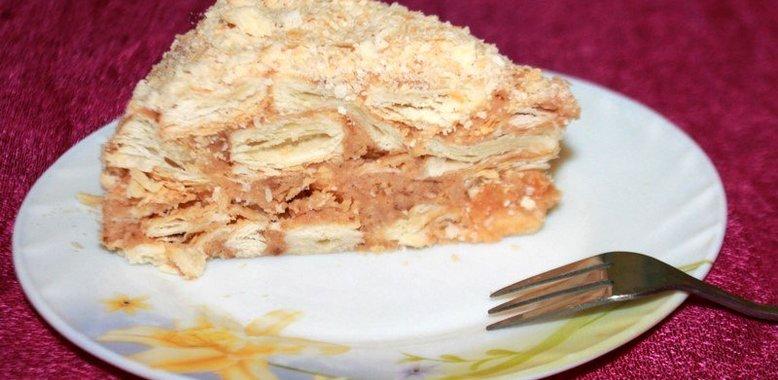Торт наполеон в мультиварке рецепты с пошагово
