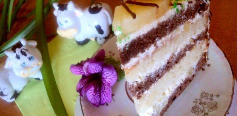 Рецепт торта сметанника пошагово