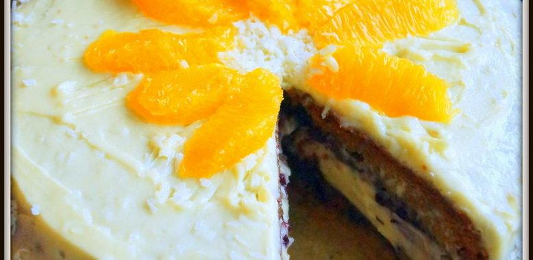 Кокосовый крем для торта рецепт пошагово