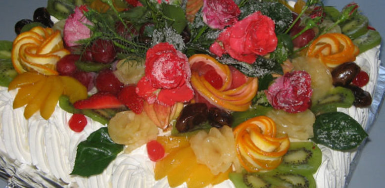 Праздничные блюда пошагово с