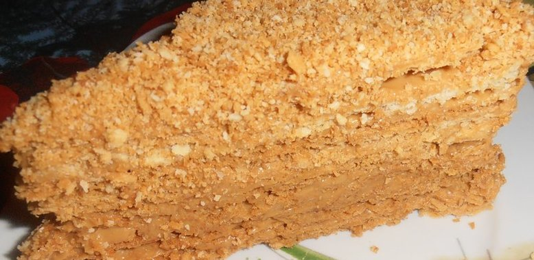 Пошаговое приготовление торта наполеон рецепт в домашних условиях
