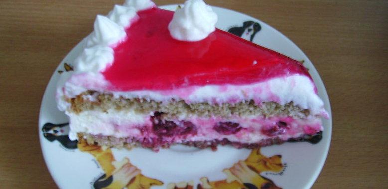 Рецепт торта очарование