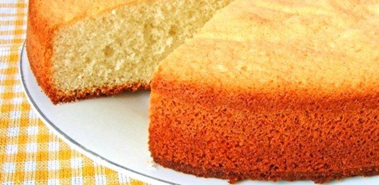 Рецепт торта бисквитный пошагово с фото