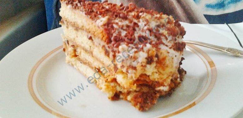 Простой торт орехами рецепт фото