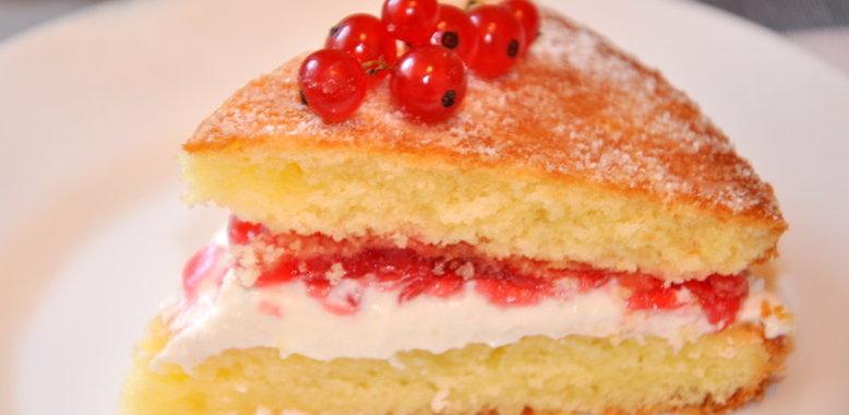 Торт виктория рецепт с фото пошагово
