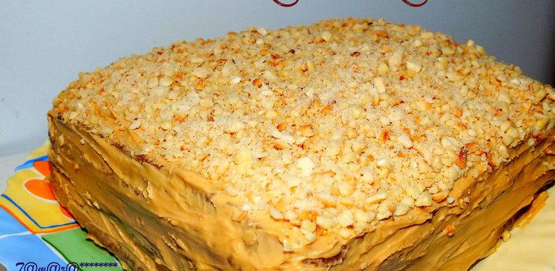 Торты домашние - 1021 рецепт приготовления пошагово - nu 29