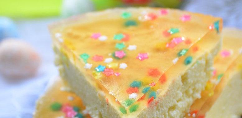 Рецепт творожного холодного торта