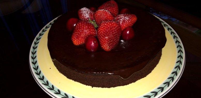 Как делать ганаш на торт