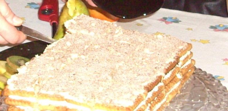 Торт с пошагово без выпечки