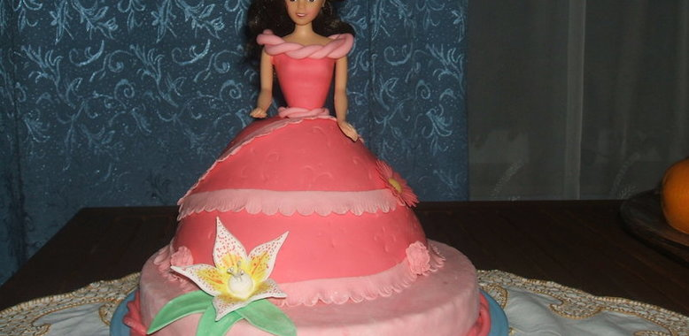Торт барби фото рецепт