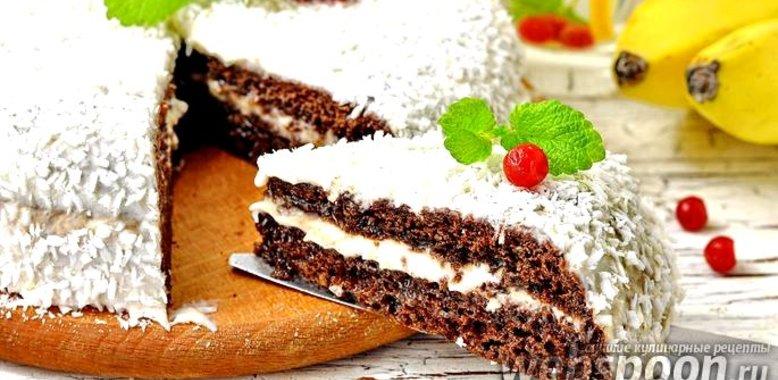 Торт домашний рецепт с фото пошагово шоколадный