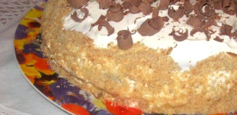 Рецепт торта моя прелесть