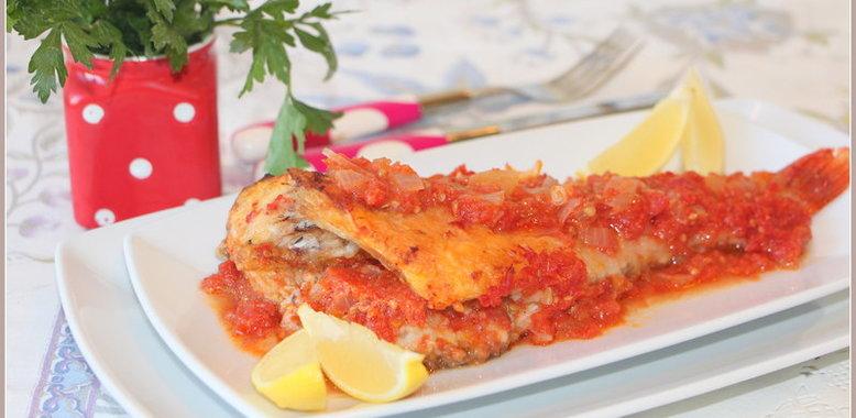 Окунь морской красный рецепты с фото