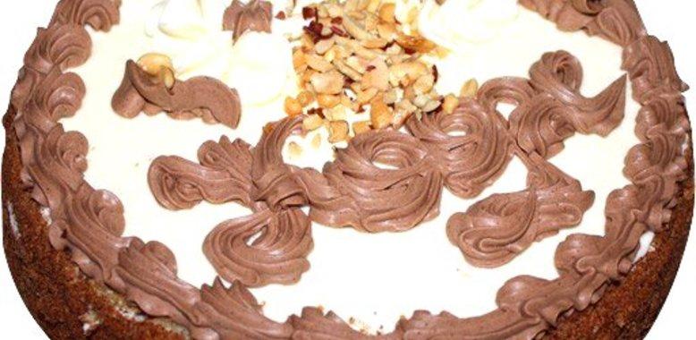 Шоколадный торт простой рецепт с пошагово в домашних